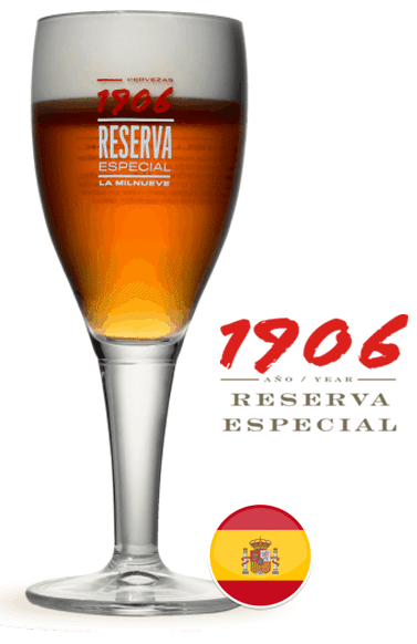 1906– Lager Extra tipo Helles Bock
