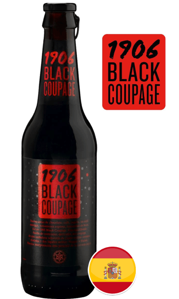 1906 BLACK COUPAGE– Lager Extra tipo Dunkel Bock