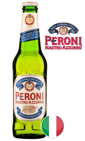 PERONI– Nastro Azzurro Larger