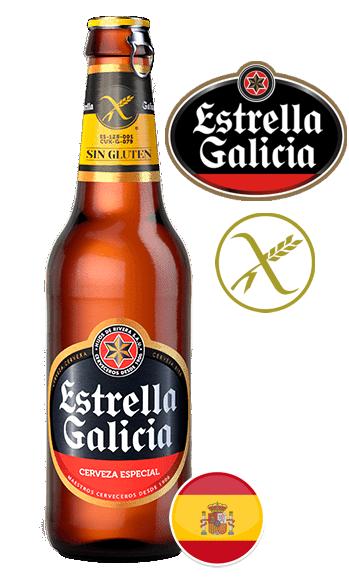 ESTRELLA GALICIA - Especial Sin Gluten
