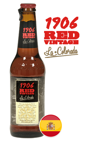 1906 RED VINTAGE– Lager Extra tipo Doppelbock